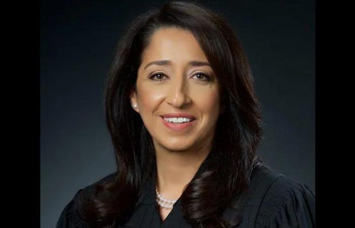 هالة جربوع عراقية الأصل قاضية فيدرالية أميركية
