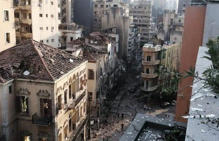 لائحة باسم ضحايا انفجار المرفأ في المستشفيات الحكومية