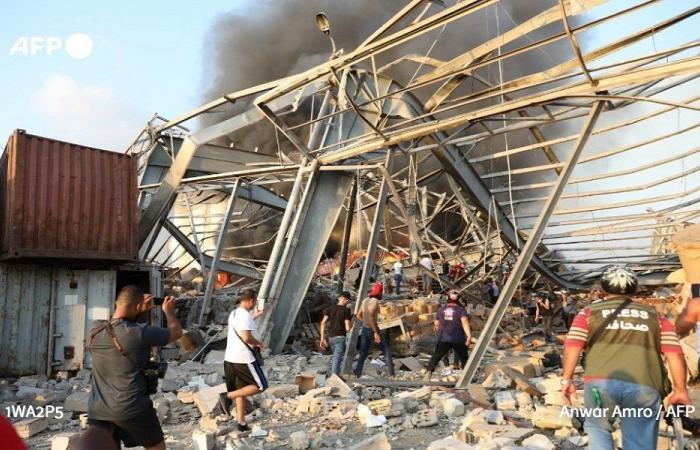 """""""حرب نووية"""" وقعت في بيروت"""