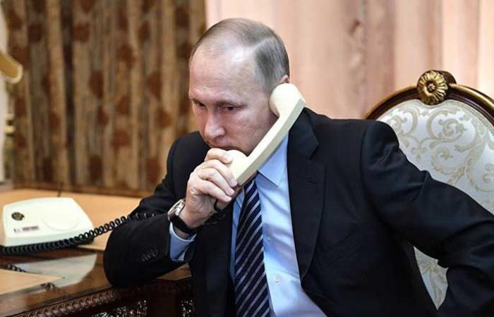 بوتين يعزي بضحايا انفجار بيروت