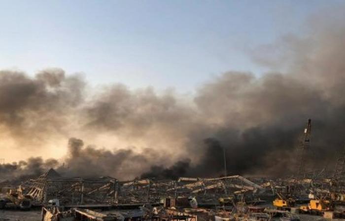 النشطاء الليبيين يطالبون حكومتهم بإرسال المساعدات إلى لبنان ويتضامنون مع الشعب اللبناني