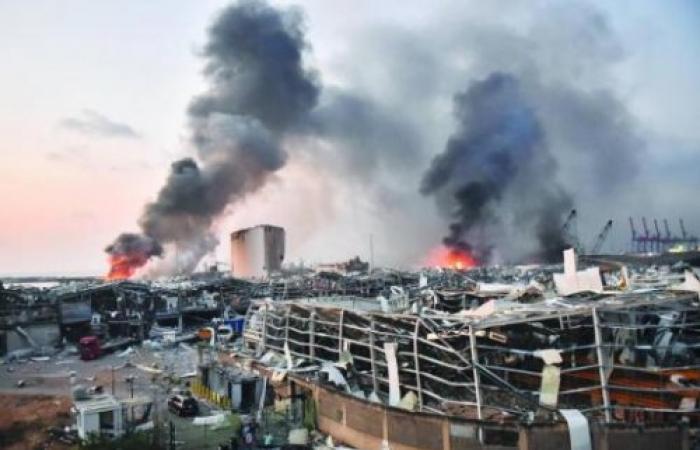 كيف حدث الانفجار؟