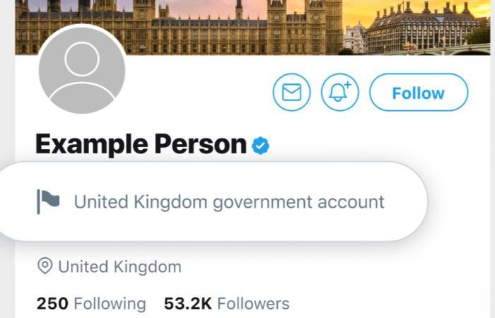 تويتر تضيف تسميات مميزة لحسابات المسؤولين ووسائل الإعلام الحكومية