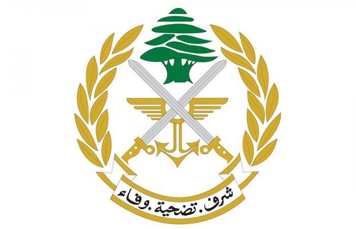 """الجيش: إطلاق """"غرفة طوارئ متقدمة"""" لمتابعة الأوضاع في بيروت"""