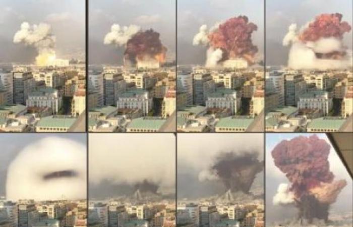 أشهر خبير متفجرات إيطالي: انفجار بيروت حدث بمستودع أسلحة
