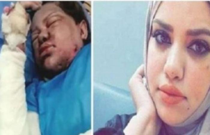جريمة بشعة.. زوج يحرق زوجته الحامل بالشهر الثامن