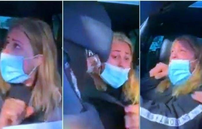 قد لا تصدق ما حدث لهذه الفتاة خصوصا إذا شاهدت الفيديو
