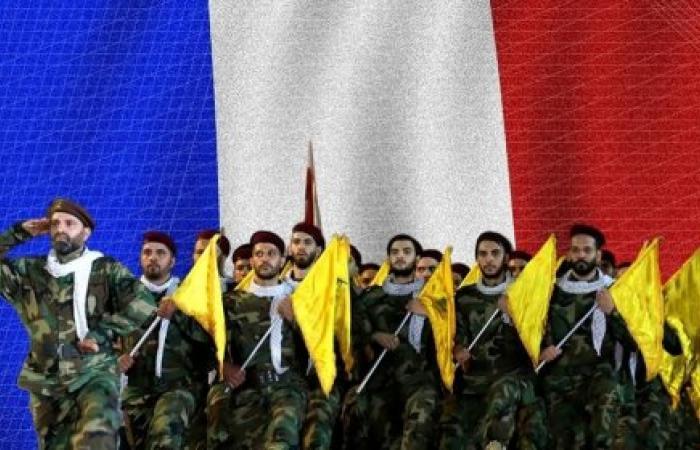 """فرنسا تكتشف لبنان """"الحزب"""""""