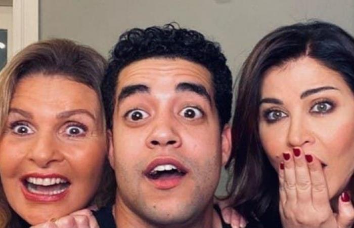 خالد أنور للعربية.نت: شعرت أن يسرا أمي.. ومحظوظ بالوقوف أمام عادل إمام