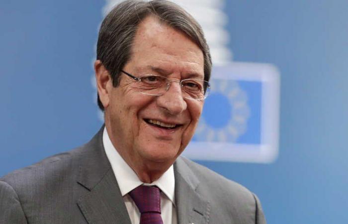 الرئيس القبرصي: نعاني من احتلال تركي