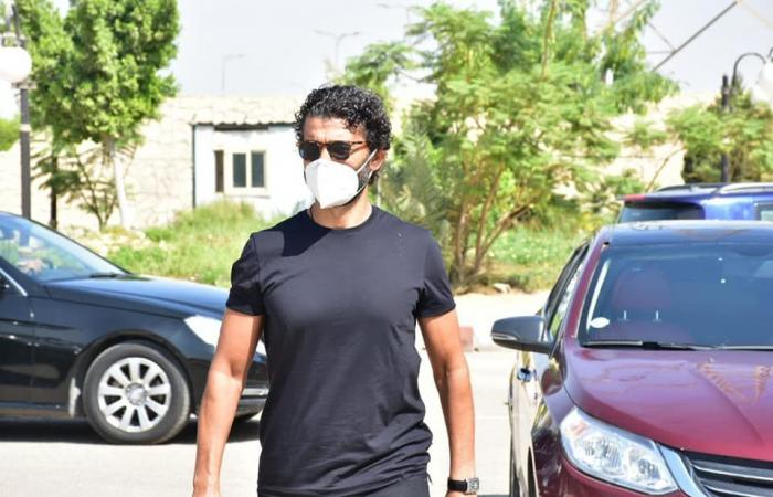 بالصور.. نجوم مصر يشيعون محمود ياسين