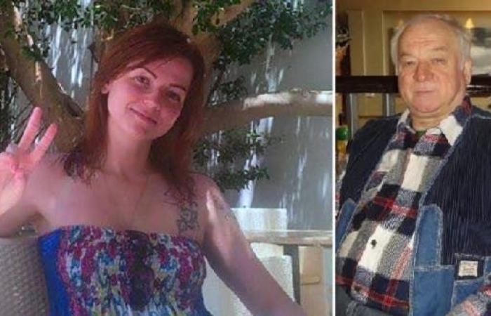 شرطي بريطاني أصيب في هجوم روسي بغاز سام يستقيل
