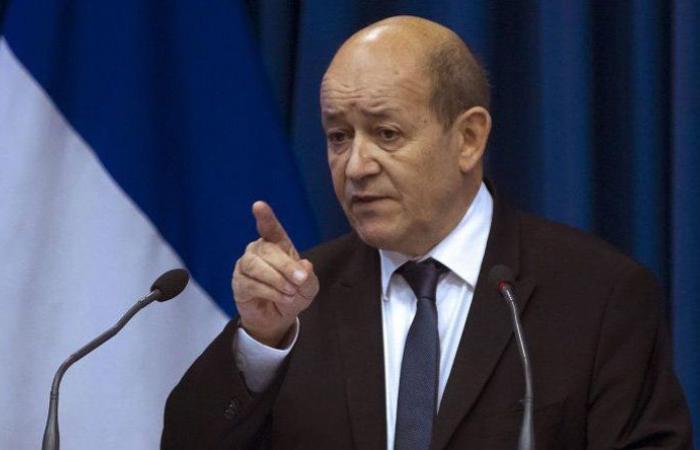لودريان: الحوار مع المسلحين في مالي غير ممكن