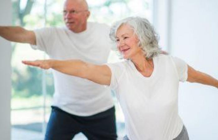 3 تمارين رياضية لكبار السن تدعم صحتهم وتحسن حالتهم النفسية