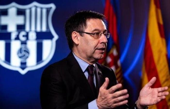 بارتوميو يرفض الاستقالة من رئاسة برشلونة