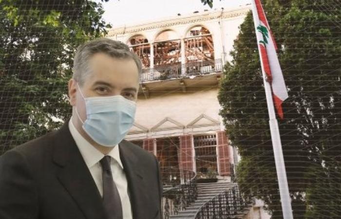 مصطفى أديب يخرج من السراي... ليدخل قصر بسترس؟