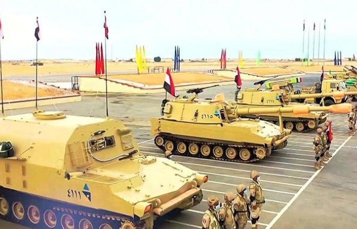 6 جيوش عربية تبدأ تدريبات كبرى في مصر