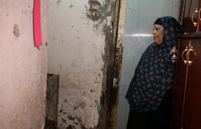 آخر كلمات نطقت بها جنا ضحية المطر: مترحش يابابا الشغل النهاردة خليك معايا