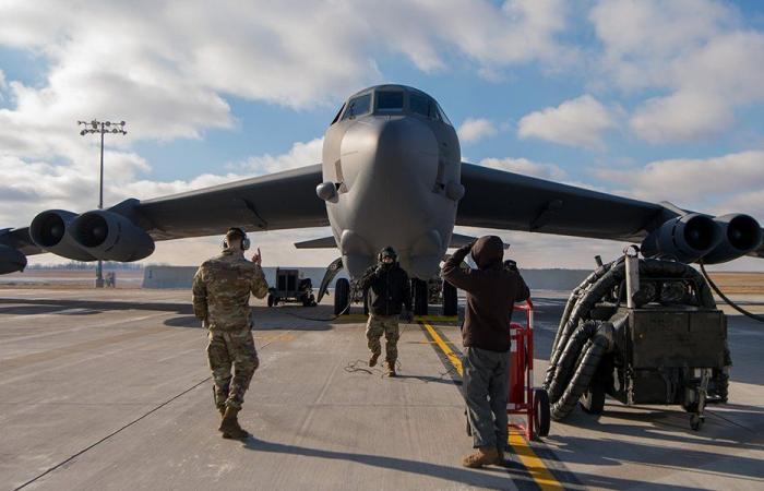 طائرة B-52 في المنطقة: عرض عضلات أم عمل عسكري؟