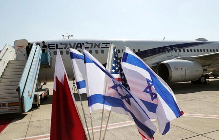 أول وفد تجاري إسرائيلي إلى البحرين