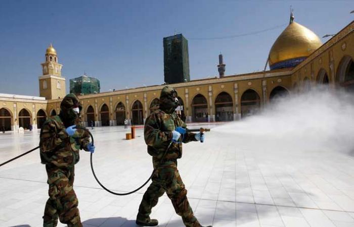 """ضبط شركات سياحية تزور فحوص """"PCR"""" في العراق"""