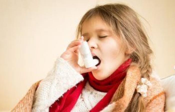 7 طرق لتجنب نوبات الربو عند الأطفال فى الشتاء