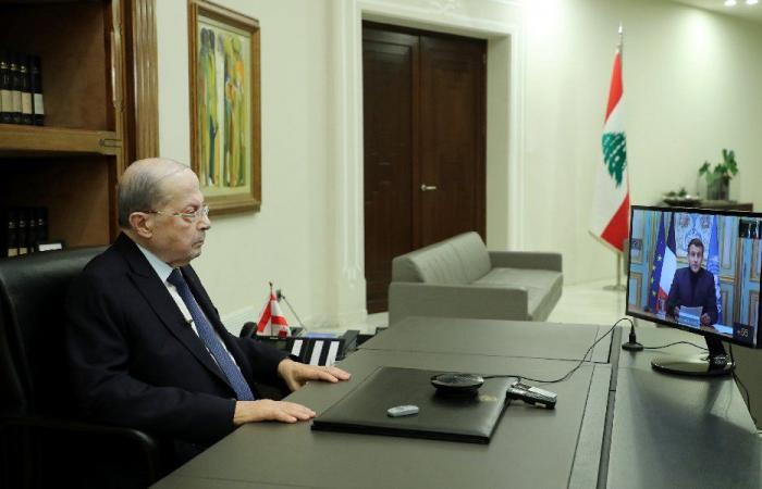 """حشْد دعمٍ فرنسي – دولي لشعب لبنان و""""نبْذٌ"""" لـ… حاكميه"""