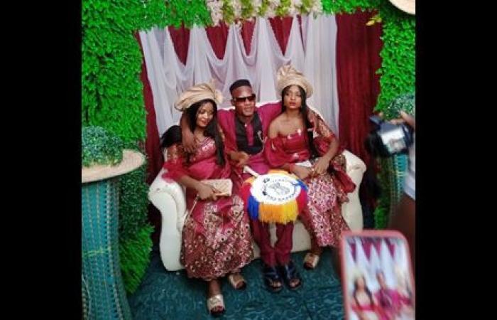نيجيريا.. يتزوج من شقيقتين توأم !