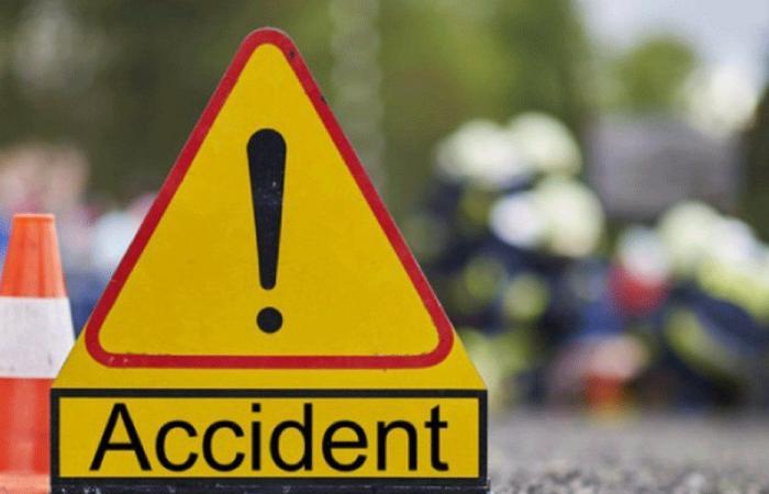 جرحى بحادث سير مروّع داخل نفق المطار (فيديو)
