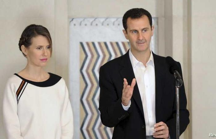 أسماء الأسد رئيسة لسوريا؟