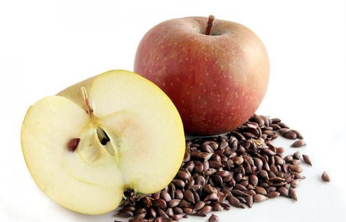 """احذر تناول بذر التفاح """"ولو بالخطأ"""".. هذا ما يحدث لجسمك"""