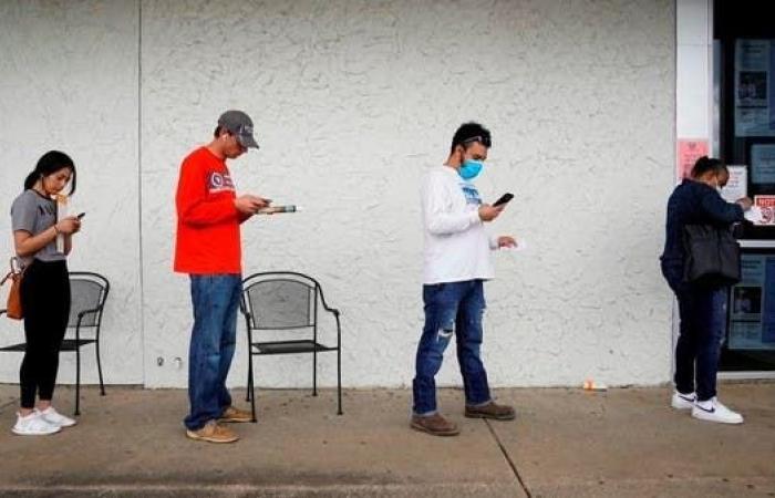 أميركا توفر 379 ألف وظيفة خلال فبراير.. ضعف المتوقع