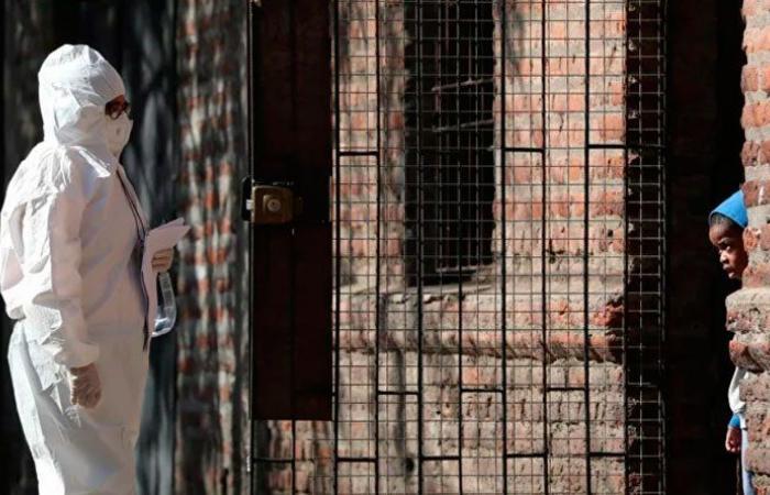 """596 وفاة و5499 إصابة جديدة بـ""""كورونا"""" في المكسيك"""