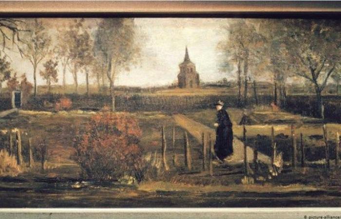 الإيقاع بسارق لوحات لـ فان غوخ و هالز قيمتها 18 مليون إسترليني
