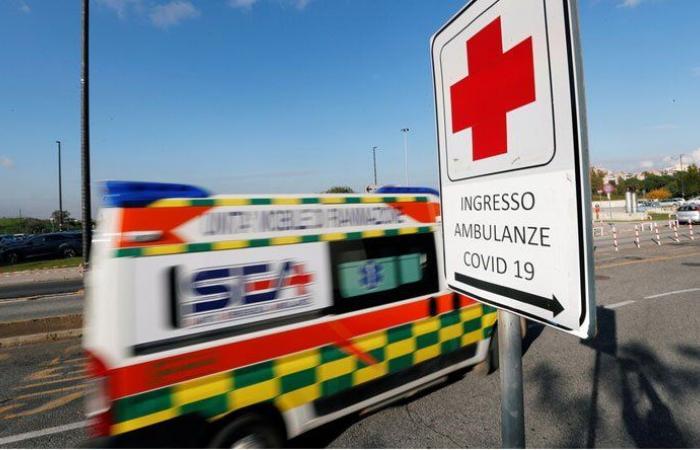 """إيطاليا ترصد 12694 إصابة جديدة بـ""""كورونا"""""""