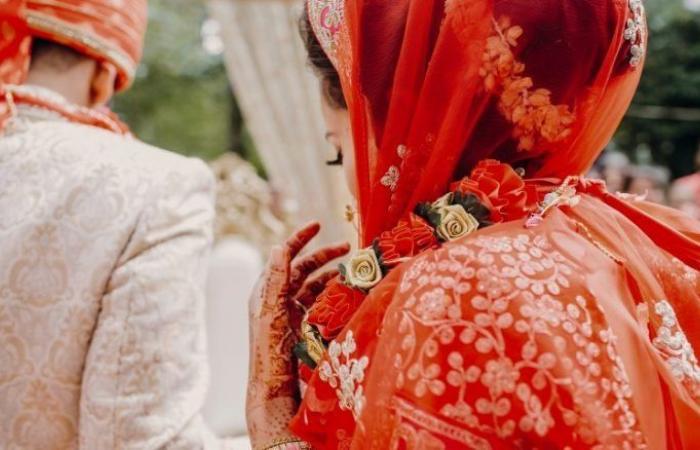 فشل العريس في جدول الضرب فألغت العروس الزفاف