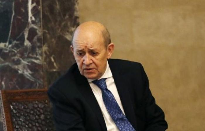 لودريان ينعي المبادرة الفرنسية: ستدفعون الثمن
