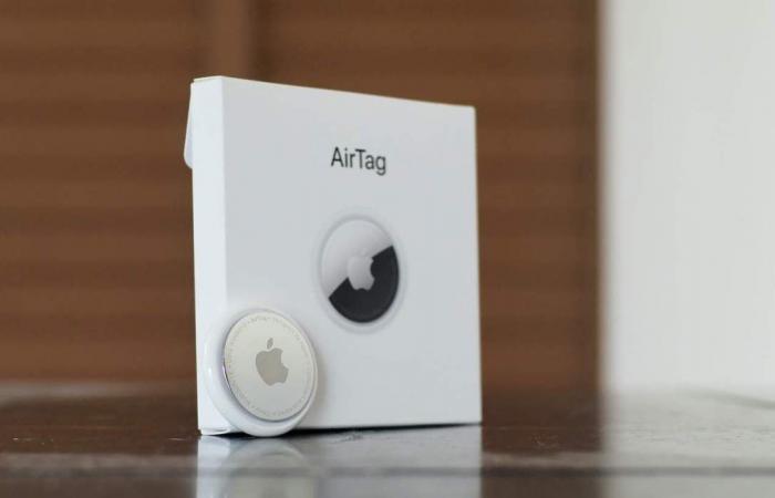 متتبع AirTag من آبل يتضمن قائمة مطور مخفية