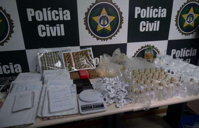 مقتل 25 شخصا في عملية للشرطة البرازيلية في ريو دي جانيرو