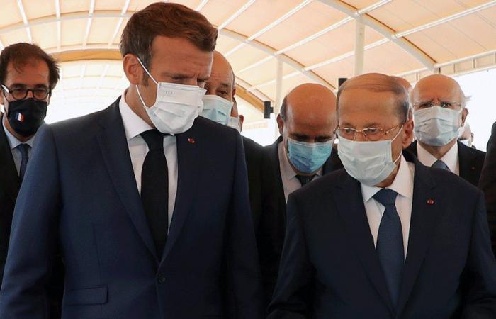 عون يراسل فرنسا ضد الحريري!