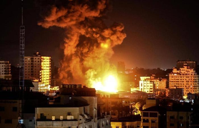 التصعيد يدخل أسبوعه الثاني… وإسرائيل تكثف غاراتها على غزة