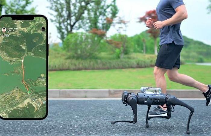 Unitree Go1 .. روبوت رباعي الأرجل بسعر 2700 دولار