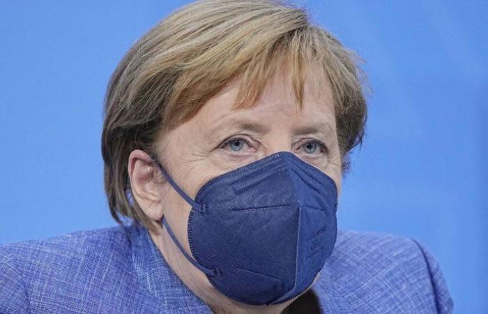 """ميركل: تحسن إصابات """"كورونا"""" في ألمانيا كان """"مرضياً"""""""
