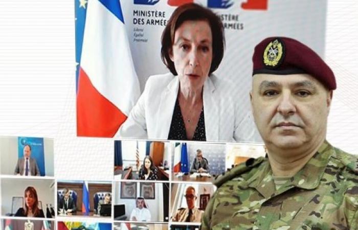 الجيش سيملأ الفراغ... بدعم دولي؟