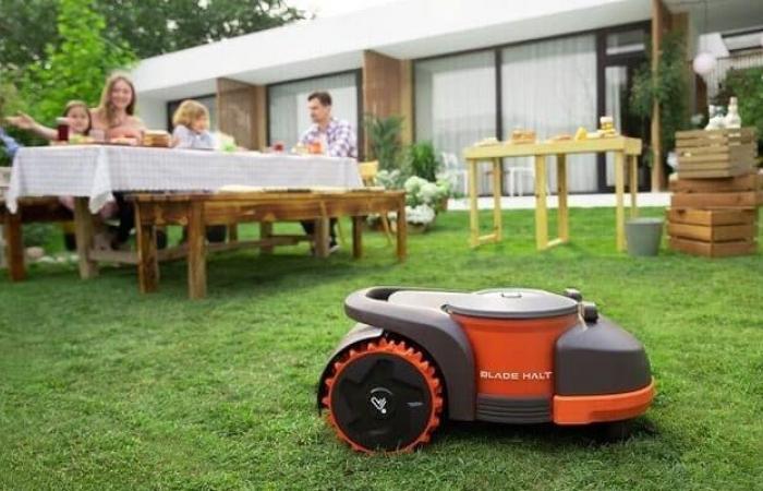 Segway تعلن عن جزازة عشب روبوتية أكثر ذكاء