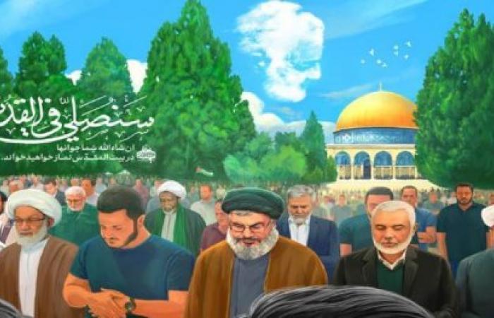 محور ايران والتضليل الاعلامي الممنهج ...