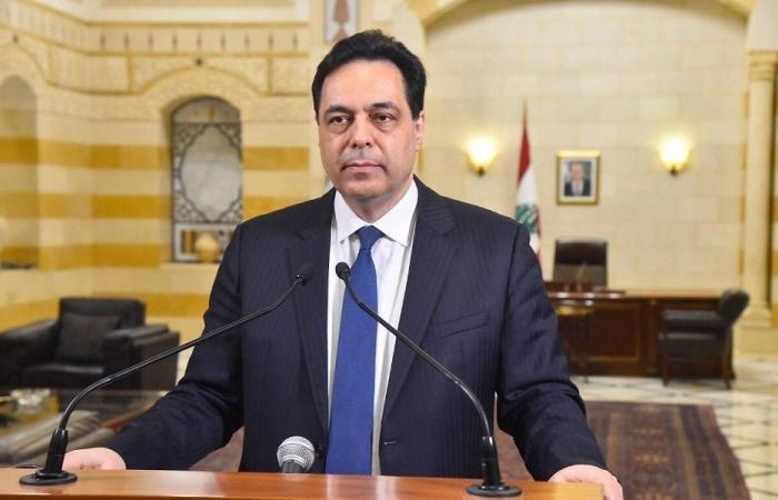 دياب غادر لبنان… المذكرة الثالثة توقيف غيابية أو بحث وتحرٍ!