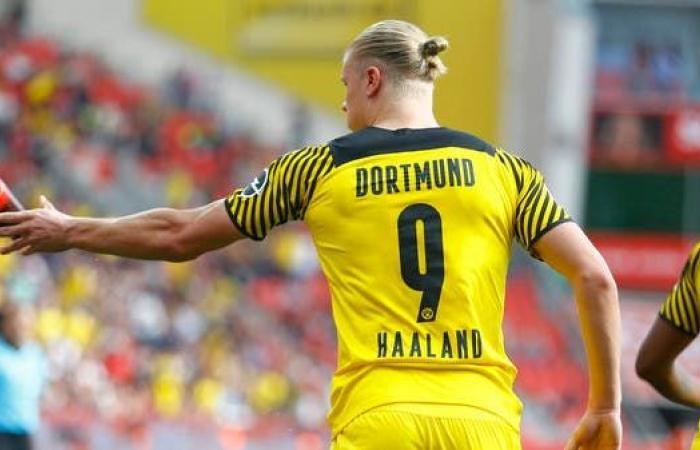 مدرب دورتموند: هالاند أمامه فرصة للمزيد من التحسن