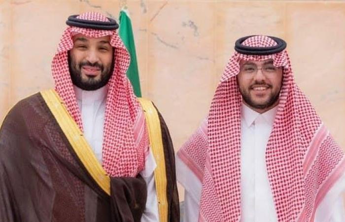 الأمير محمد بن سلمان يكرم بطل العالم الدوسري