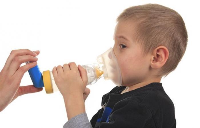 اختبارات لتشخيص الربو عند الأطفال.. منها قياس التنفس